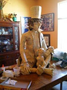 Paper Mache Sculpture Gallery | Ultimate Paper Mache