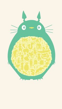 totoro iphone wallpaper tumblr - Google Search