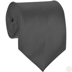 3660714ccf35 Solid Microfiber Extra Long Necktie - Black - your ties at walmart offer