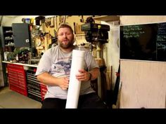 Making Canopy or Tent weights for trade shows or art shows. - YouTube