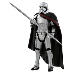 Takara Tomy MetaColle Star Wars 18 Captain Phasma Last Jedi Diecast Figure F/S #TakaraTomy