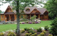 Stunning Mountain Ranch Home Plan - 15793GE | 1st Floor Master Suite, Butler Walk-in Pantry, CAD Available, Corner Lot, Craftsman, Den-Office-Library-Study, Jack & Jill Bath, Luxury, Media-Game-Home Theater, Mountain, Northwest, PDF, Photo Gallery, Premium Collection, Ranch, Sloping Lot, Split Bedrooms, Vacation | Architectural Designs