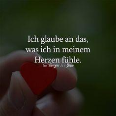 ...ich glaube an das,...❤❗