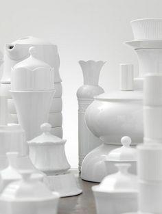 Wit porselein | ELLE Decoration NL