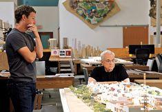 有名建築家のフランク・ゲーリーが設計する本社キャンパス
