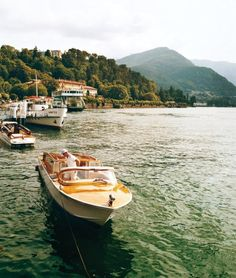 Many Milanese weekend in the towns surrounding nearby Lake Como, of which Bellagio is among the most picturesque (and, yes, pricey). A boat tour—this sleek number can be booked through the Villa d'Este—is a great way to take in the views, or you can ride a public ferry.
