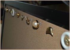 diy: decorative pushpins