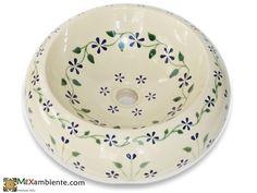 Mexambiente, mexican sink, mexikanische Waschbecken, buntes Waschbecken, mexican tiles, mexikanische fliesen, Design Waschbecken, mexiko Fliesen, Mexiko Badezimmer, www.mexambiente-shop.com
