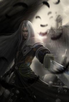 Sephiroth, Final Fantasy VII