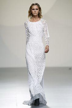 Teresa Helbig - Madrid Fashion Week P/V 2014 #mbfwm