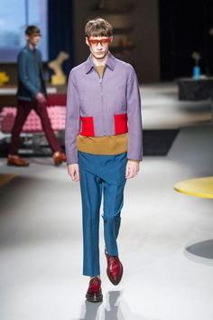 Prada Menswear Winter 2013