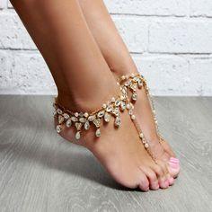 Anja Barefoot sandals
