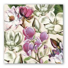 Magnolia Luncheon Napkins