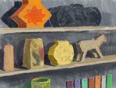 ceramik shelf