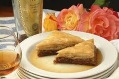 Barbara's Low-Fat-Reduced-Calorie Baklava | YAY cause I can't resist baklava