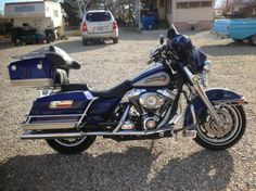 2007 Harley-Davidson Electra Glide Classic FLHTC For Sale in Pahrump, Nevada - Classifieds.VehicleNetwork.net Used Motorcycle Classified Ads...