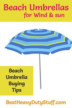 c6c91b52c76b 26 best Heavy Duty Beach Umbrella images | Beach umbrella, Umbrellas ...
