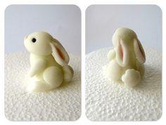 Polymer Clay Bunny Sculptures | Polymer Clay | CraftGossip | Bloglovin'