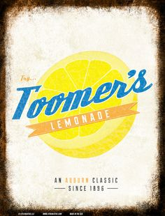 Toomer's Lemonade Print!