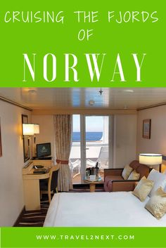 Cruising around the fjords of Norway aboard Cunard's Queen Elizabeth is a wonderful way to explore the country.