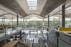 Completed in 2014 in Buenos Aires, ArgentinaLord Foster has attended opening celebrations in Buenos Aires today for the new Buenos Aires Ciudad Casa de Gobierno, a sustainable new city hall for...