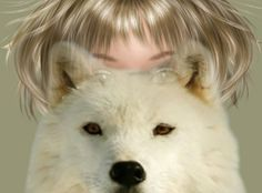 white wolf shifter