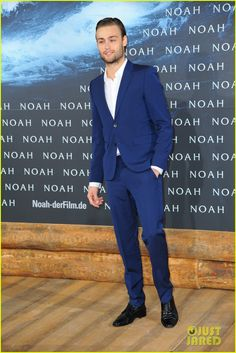 Jennifer Connelly & Douglas Booth Bring 'Noah' to Berlin, Premiere Film with Logan Lerman! | jennifer connelly douglas booth noah premiere i...