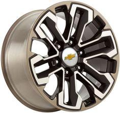 S10 Truck, Gmc Trucks, Silverado Wheels, Oem Wheels, Rims For Cars, Wheel Rim, Sierra 1500, Chevrolet Silverado 1500, Charcoal
