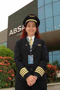 First lady pilot usa