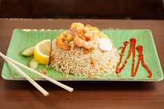 Main Dishes - Makan Fried Rice SeaFood