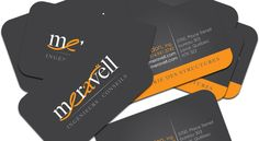 Business cards | Quatre Cinq Zero Communication Inc.