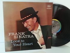 FRANK SINATRA look to your heart, ED 2601401 - SOUNTRACKS, COMEDY, POP, VARIOUS ARTISTS, MISC. #LP Heads, #BetterOnVinyl, #Vinyl LP's