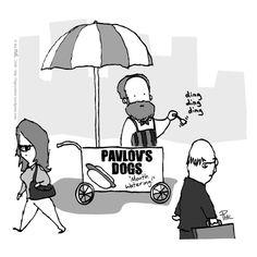 Ivan Pavlov ( Classical Conditioning)- Cartoon Unit 6