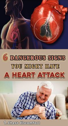 6 Dangerous Signs You Might Have A Heart Attack – Even Month Before It Occurs - NATURAL TIPS