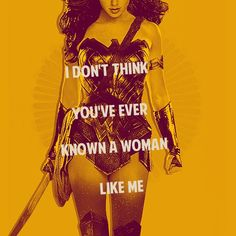 "thejimkirk: "" Make me choose: Wonder Woman or Superman or Batman for "" Wonder Woman Kunst, Wonder Woman Art, Gal Gadot Wonder Woman, Superman Wonder Woman, Wonder Women, Symbole Protection, Wonder Woman Quotes, Dc Movies, Movies Online"