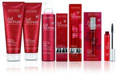 The newest products of John Frieda.. suitable for me??