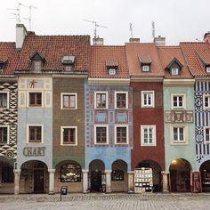 Stare Miasto, Poznań, Poland