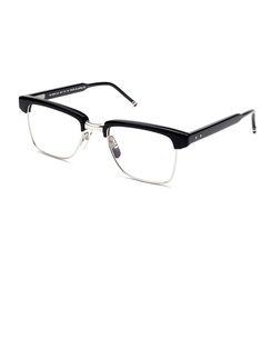 Thom Browne : Thom Browne Optical Glasses - TB-006C-50