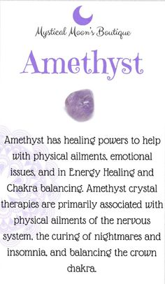 #amethystpowers #amethyst #heal #crystals #nature #crystalsforsale #amethystmeaning