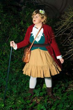 Plus Size Cosplay Costume Ideas (Page 2)