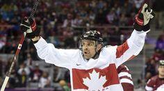 Canada Survives Latvia