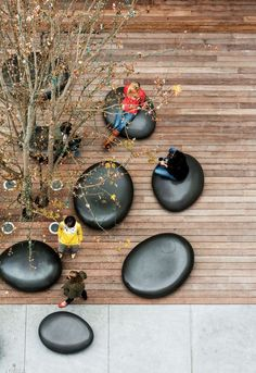 20 Incredible Benches For Public Park | House Design And Decor