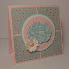 Crafting the Day Away: Sympathy Card