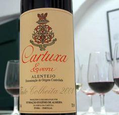 Portugal's Alentejo wine region: part 8 Cartuxa
