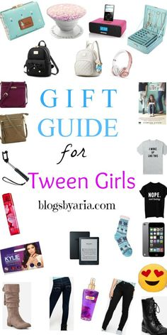 Gift Guide For Tween Girls Christmas Gifts Teen Birthday Teens