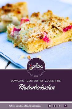 Low Carb Rhabarberkuchen Rezept Rhabarberkuchen Mit Streusel Low Carb Rezepte Rezepte