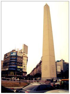 Argentina, Buenos Aires - Obelisco