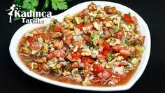 Gavurdağı Salatası Tarifi nasıl yapılır? Gavurdağı Salatası Tarifi'nin malzemeleri, resimli anlatımı ve yapılışı için tıklayın. Yazar: Sümeyra Temel