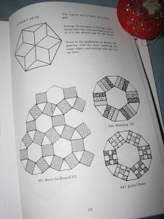 Carpe Lanam: Jack's Chain - the Tutorial Looks like a great tutorial for a Ring Cycle/Jack's Chain/Merry-go-round/Rosalia Flower Garden quilt. Patchwork Patterns, Quilt Block Patterns, Quilt Blocks, Quilting Tutorials, Quilting Projects, Quilting Designs, Circle Quilts, Hexagon Quilt, Quilt Top