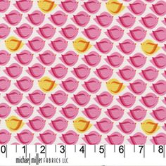 Puffy Bird Pink ~ Heaven and Helsinki @ Sew,Mama,Sew!